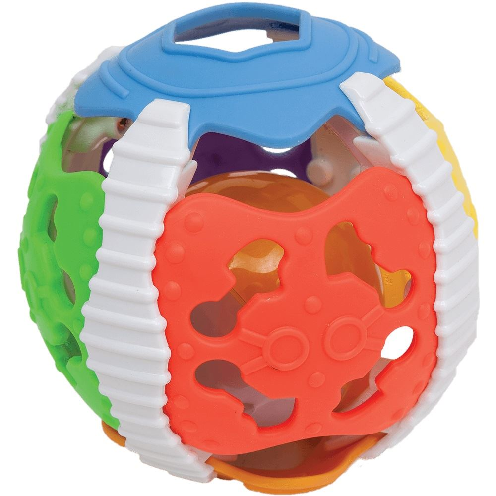 Baby ball multi textura Buba - Pequena