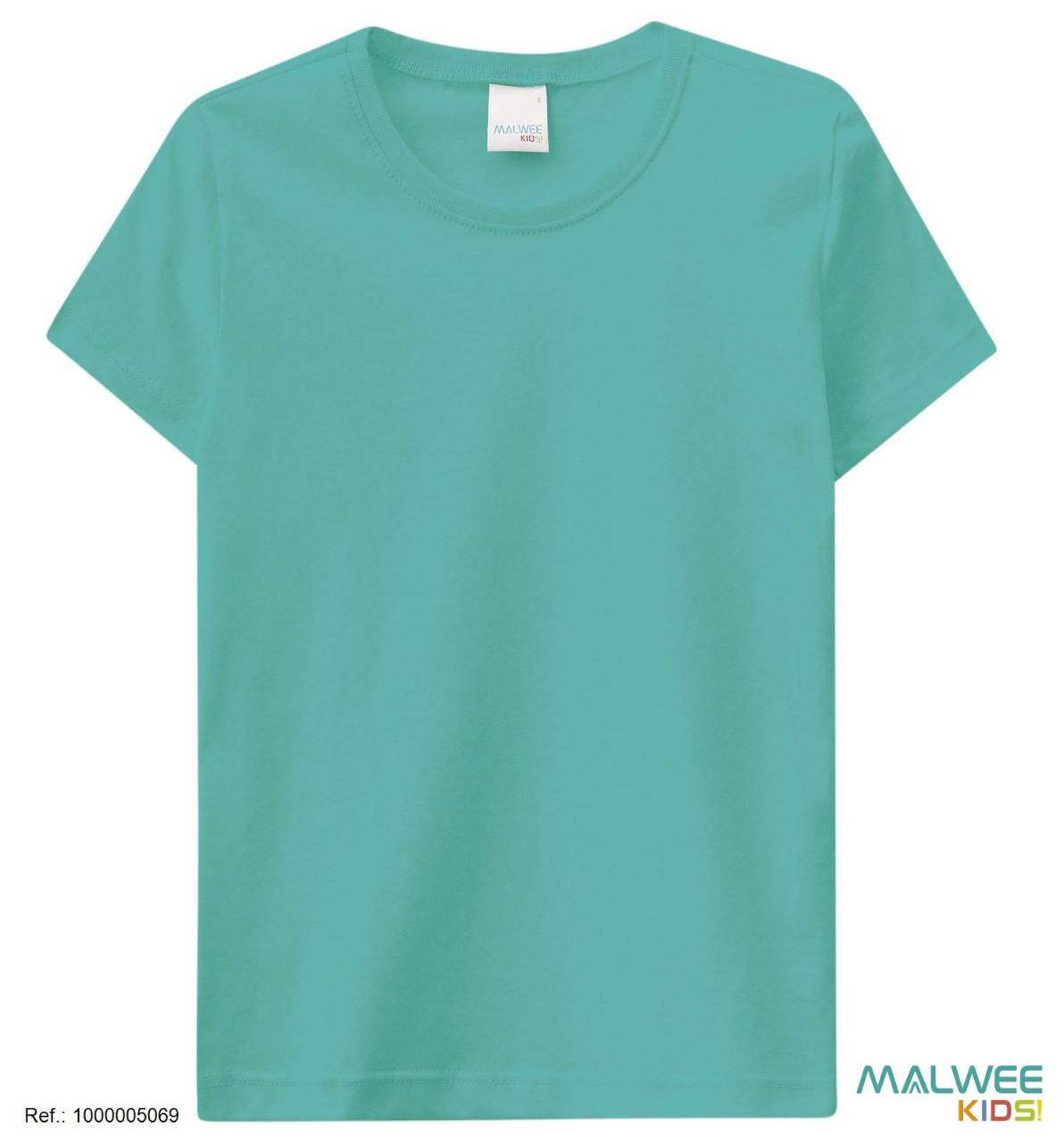 Blusa Algodão Malwee - Verde
