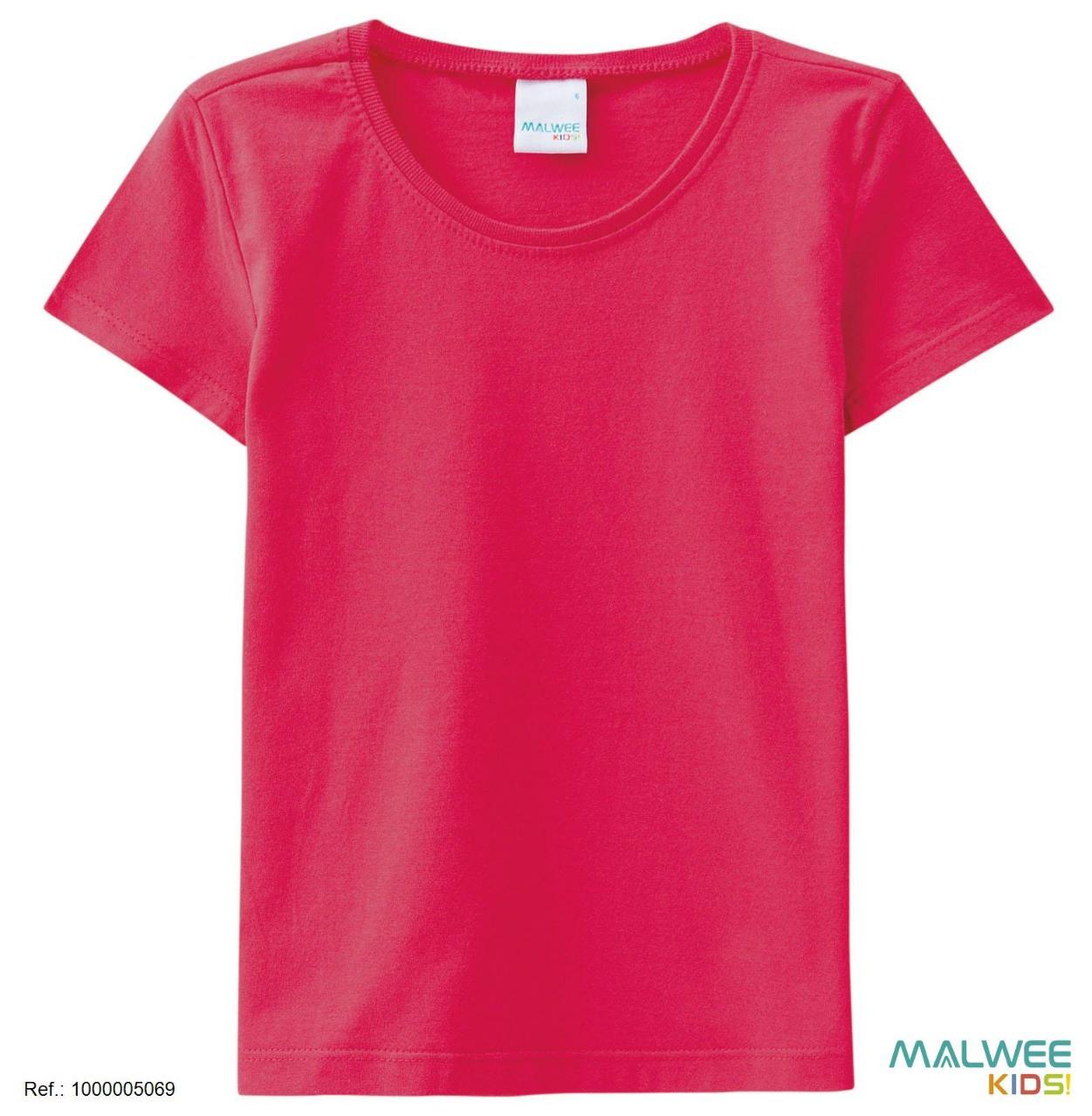 Blusa Algodão Malwee - Vermelha