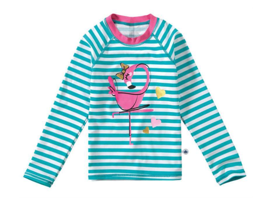 Blusa com Proteção UV Malwee Liberta - Flamingo