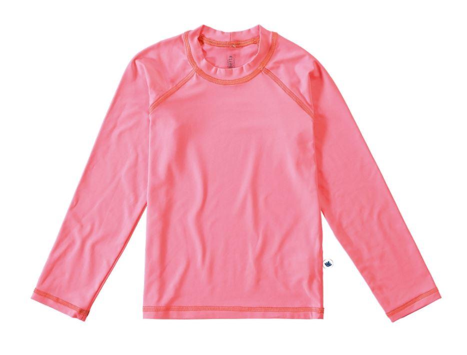Blusa com Proteção UV Malwee Liberta - Rosa