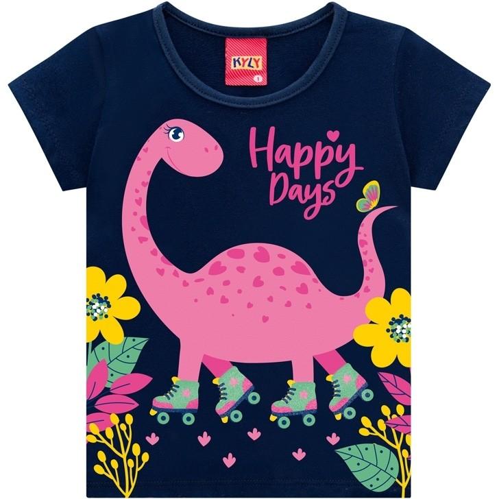 Blusa Dinossauro KYLY