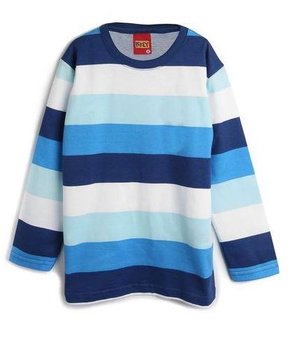 Blusa Masculina Algodão não peluciado KYLY - Azul Cobalto