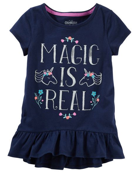 Blusa Oshkosh Magic is Real
