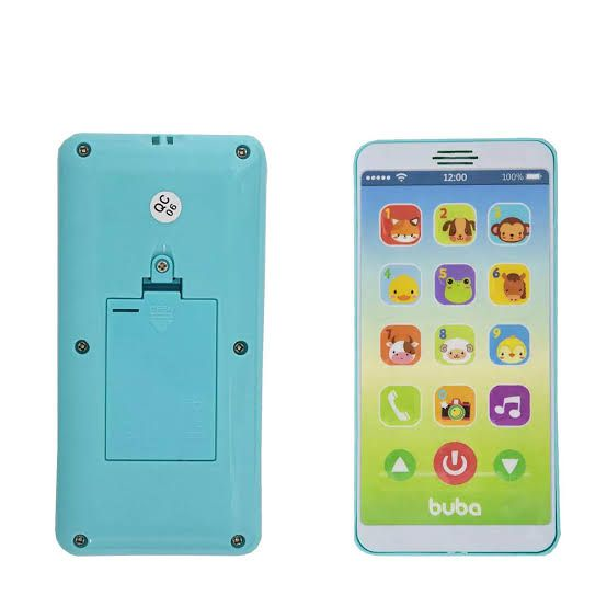 Buba Phone Azul