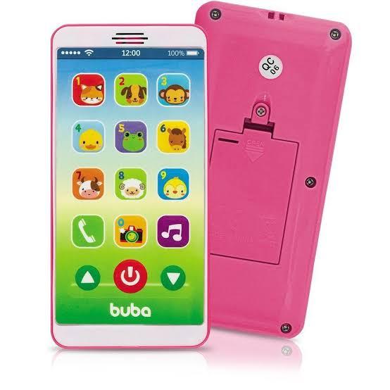 Buba Phone Rosa