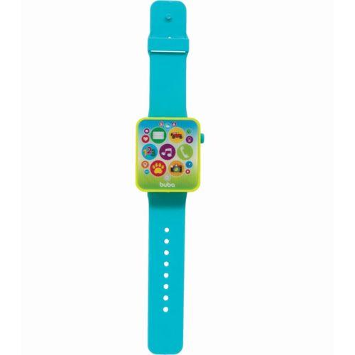 Buba Watch - Relógio Musical Azul
