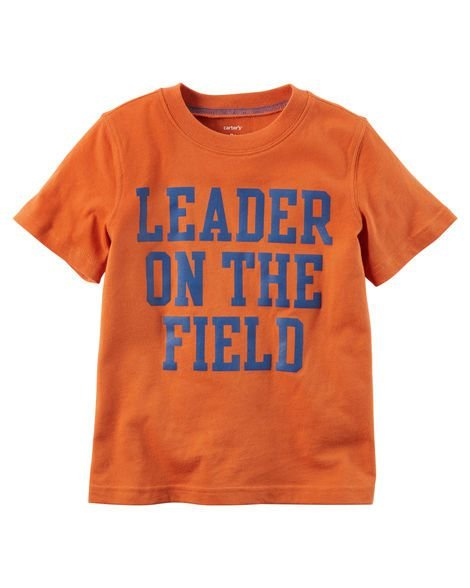 Camisa Leader On The Field Carter's
