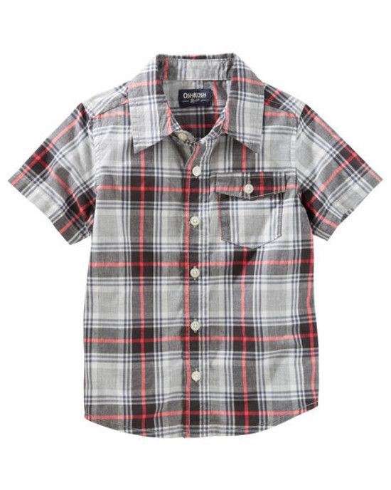 Camisa Social Oshkosh