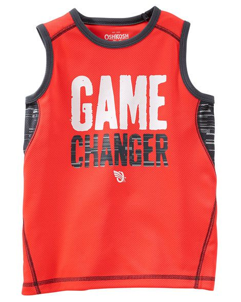 Camiseta Oshkosh Game Changer