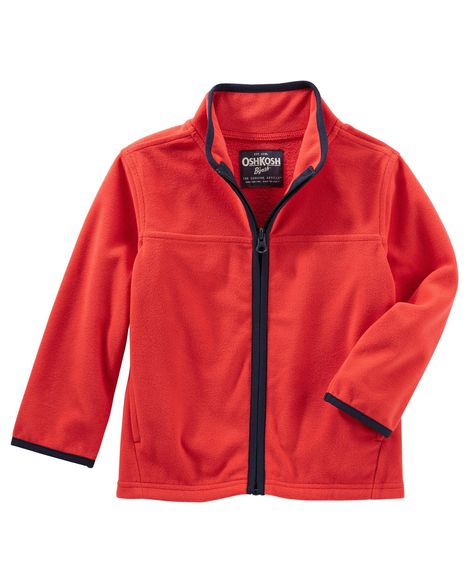 Casaco Fleece Oshkosh
