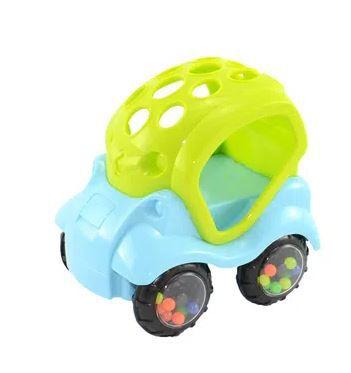 Chocalho Baby Car Buba - Azul