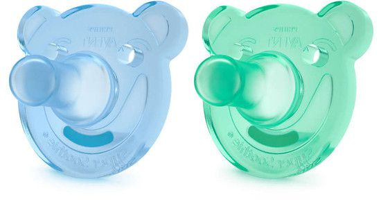 Chupeta Avent Soothie Shapes - 0-3m