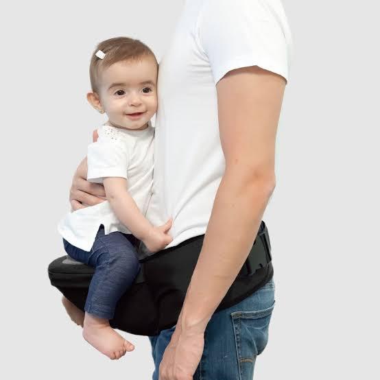 Cinto assento para carregar bebê Buba