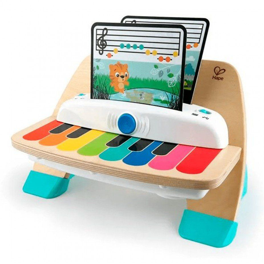 Color Touch Piano Hape Baby Einstein
