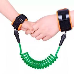 Cordão de segurança para pulso Clingo - Verde