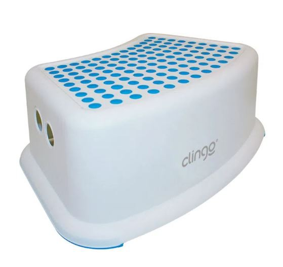 Degrau Infantil Clingo - Azul