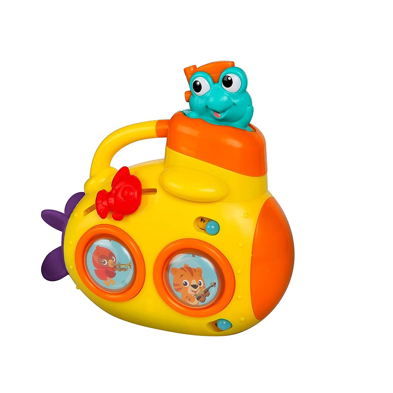 Discovery Submarine Musical Toy Baby Einstein