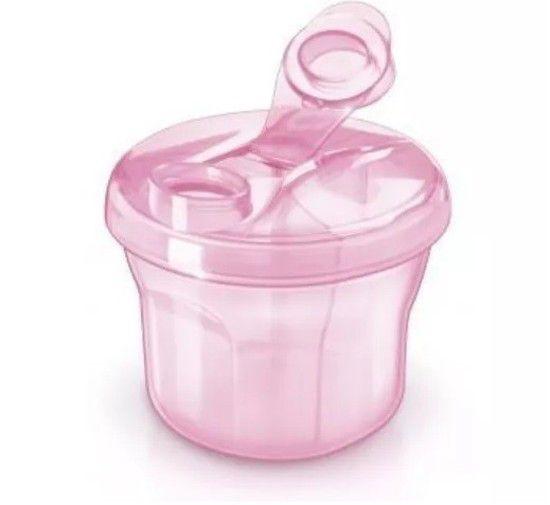 Dosador de leite em pó Avent - Rosa