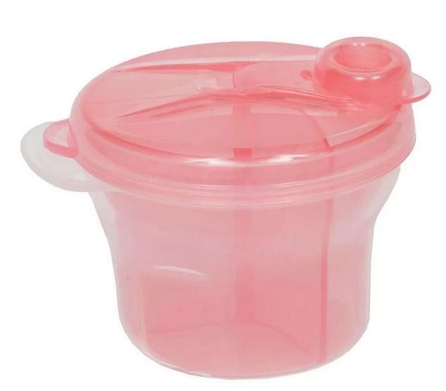 Dosador de leite em pó Buba - Rosa