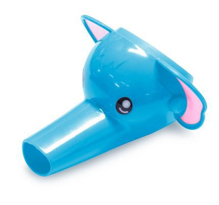 Extensor de Jato d'água para Torneiras Comtac Kids - Elefante