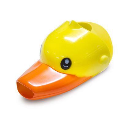 Extensor de Jato d'água para Torneiras Comtac Kids - Pato