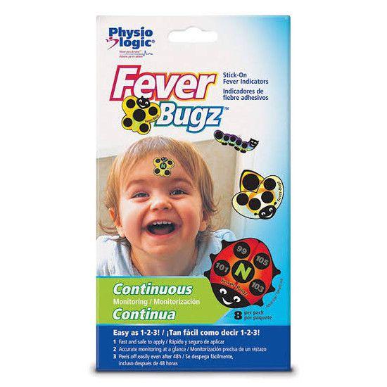 Fever Bugz - Adesivo para febre