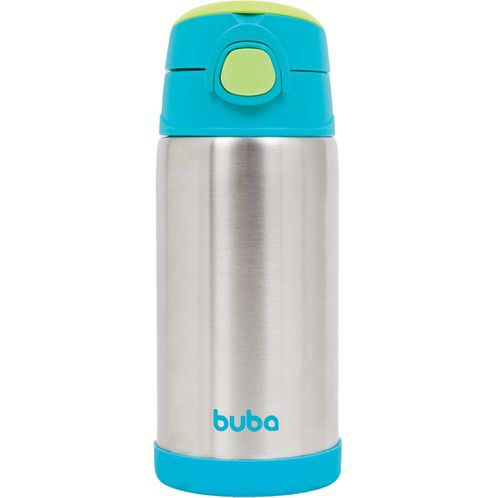 Garrafa térmica Buba 400ml - Azul