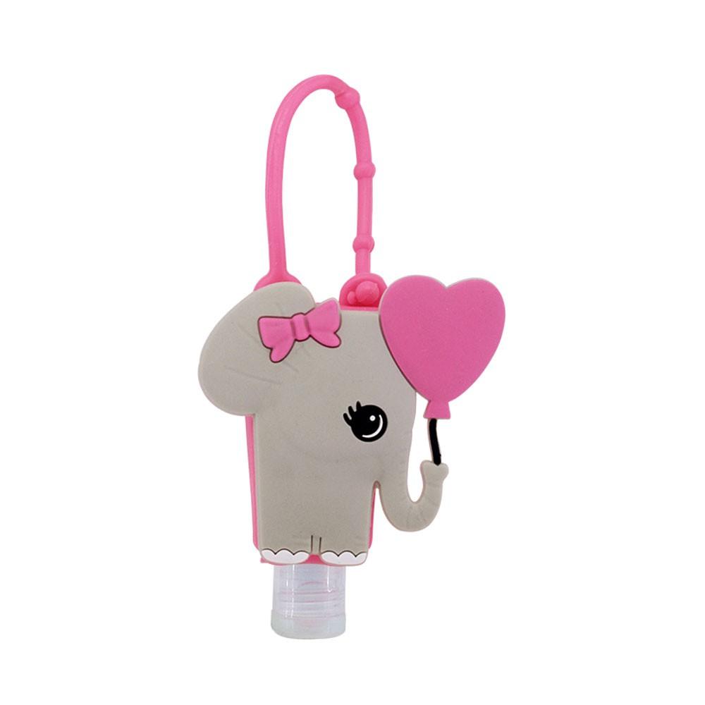 Gel Antisséptico com Hidratante para Mãos Baby Bath - Elefante