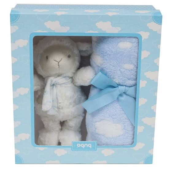 Gift Ovelhinha dos Sonhos Buba - Azul