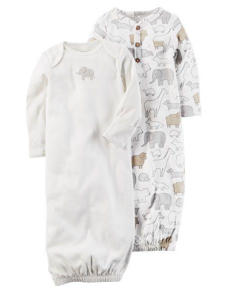 Pijama Carter's Camisola Elefantinho