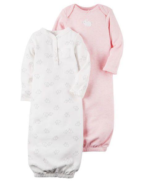 Pijama Carter's Camisola Coelho