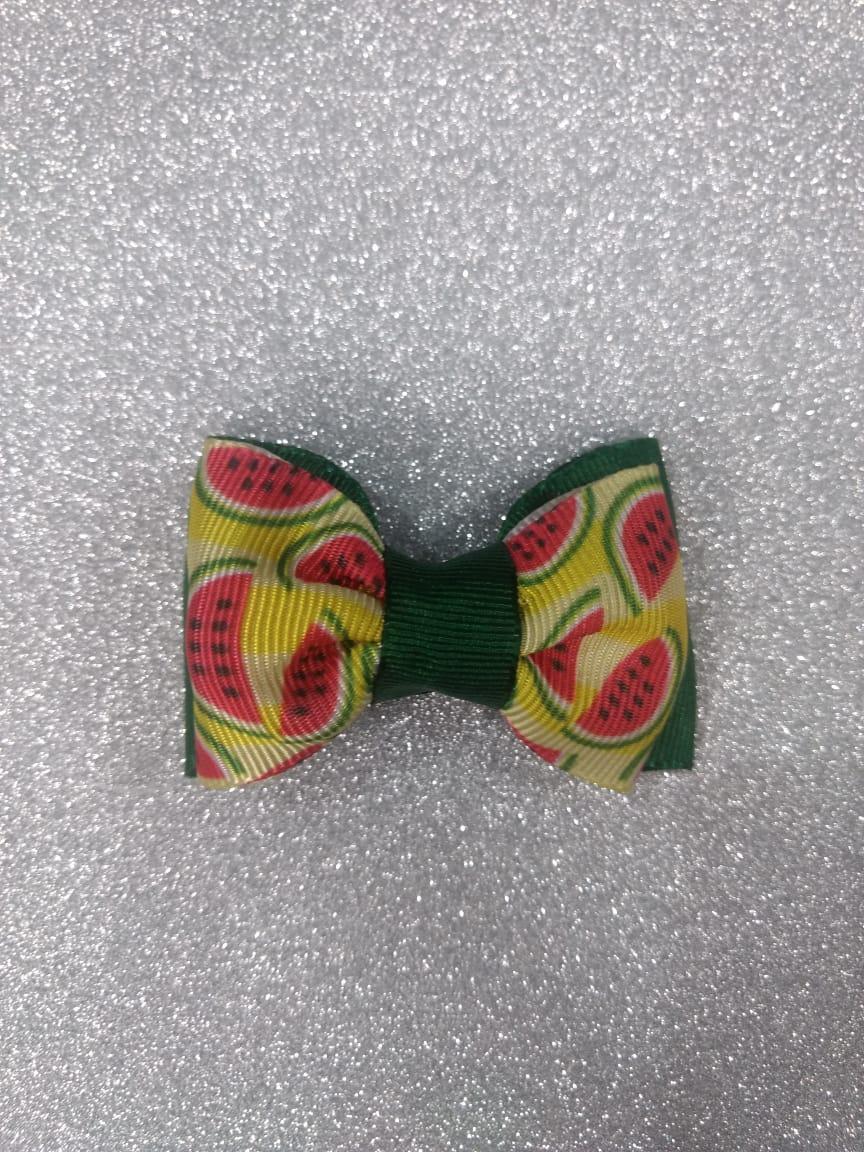 Laço mini melancia