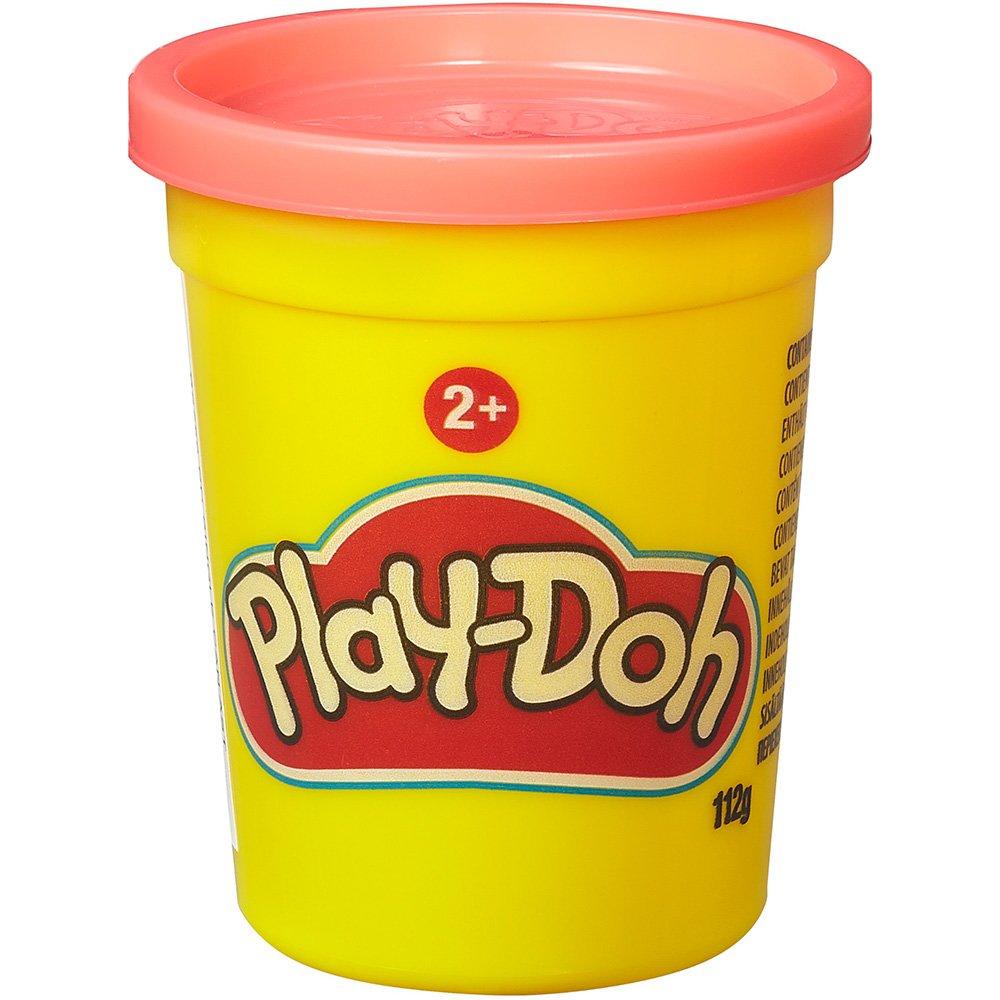 Massinha de Modelar Play-Doh Pote individual 112g (pote grande) - Rosa Neon