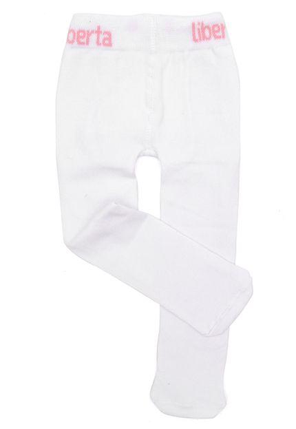 Meia Calça Malwee Branca