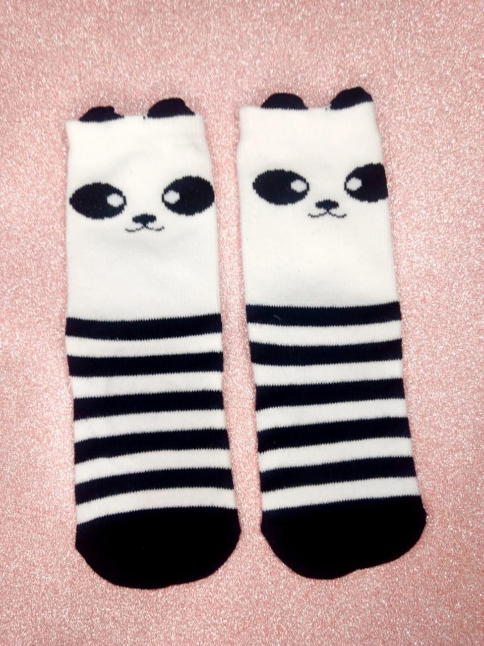 Meia Gellwhu Panda