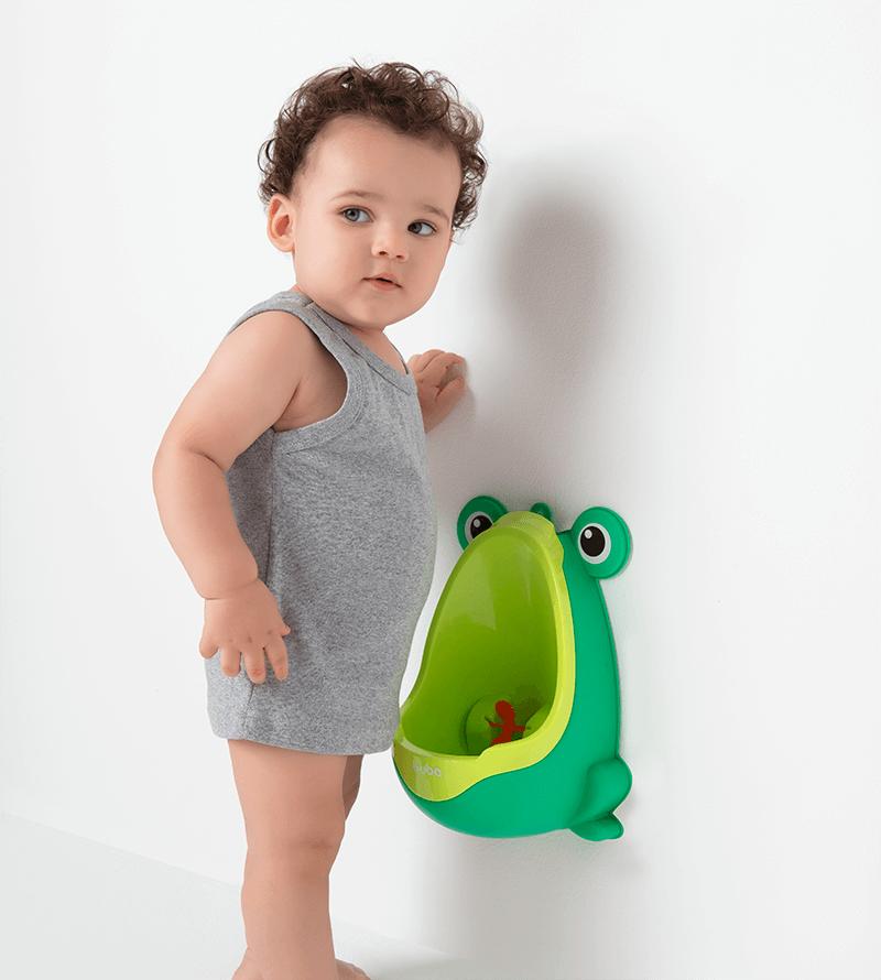 Mictório Infantil Sapinho - Buba