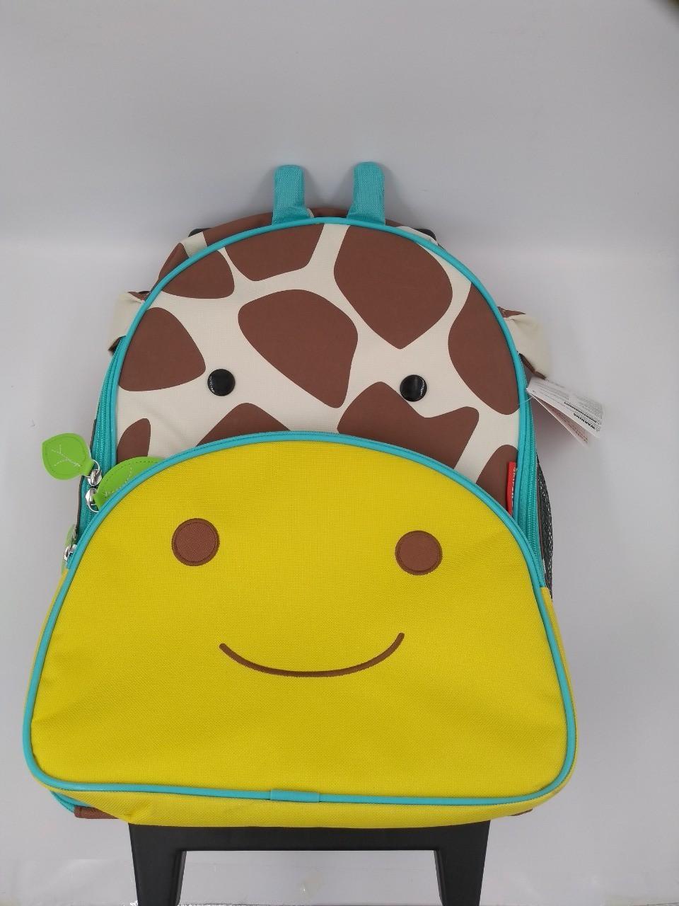 Mochila Skip Hop de Rodinha - Girafa