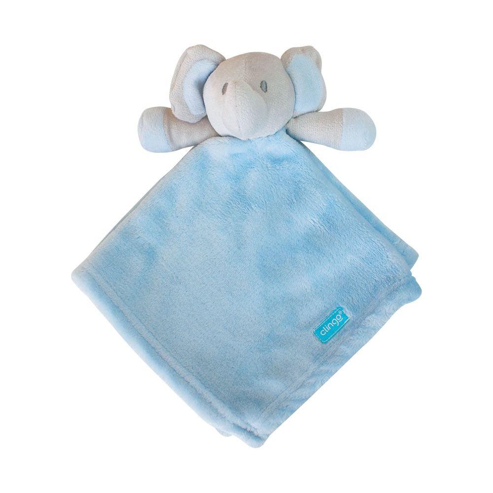 Naninha Elefante Clingo - Azul