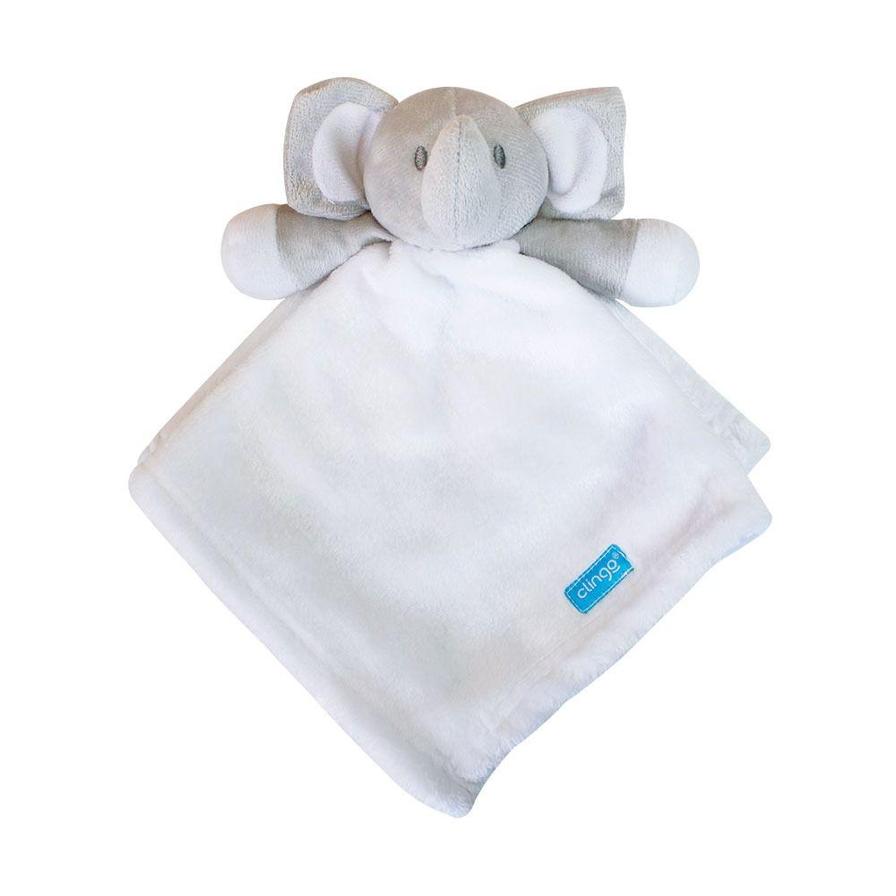 Naninha Elefante Clingo - Branco