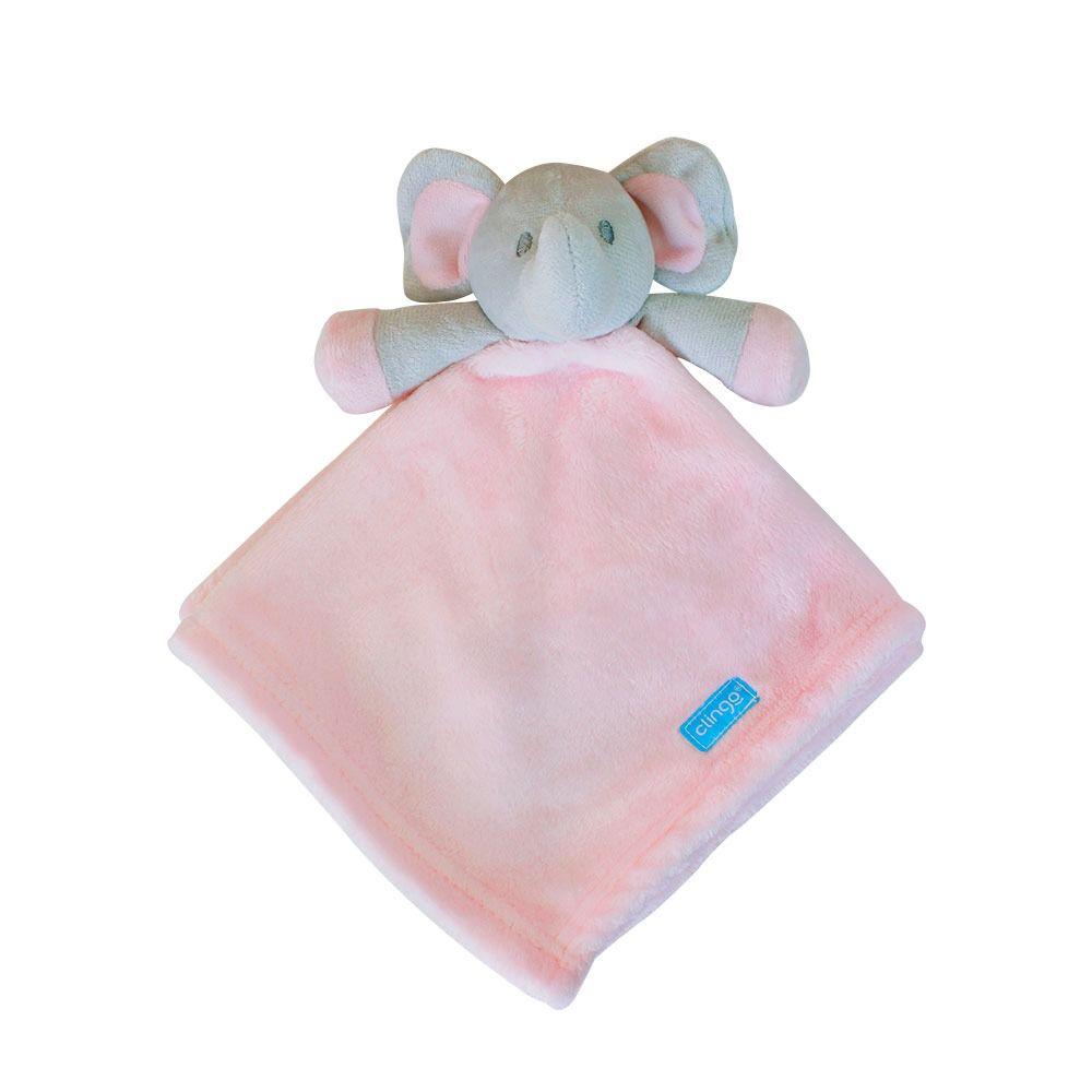 Naninha Elefante Clingo - Rosa