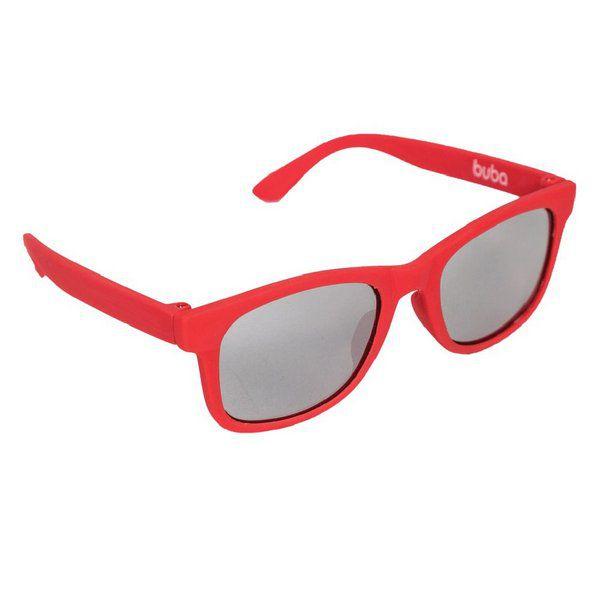 Óculos de Sol Buba - 0 - 36 meses - Vermelho