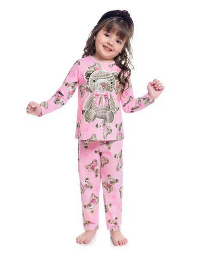 Pijama KYLY Algodão Ursinha