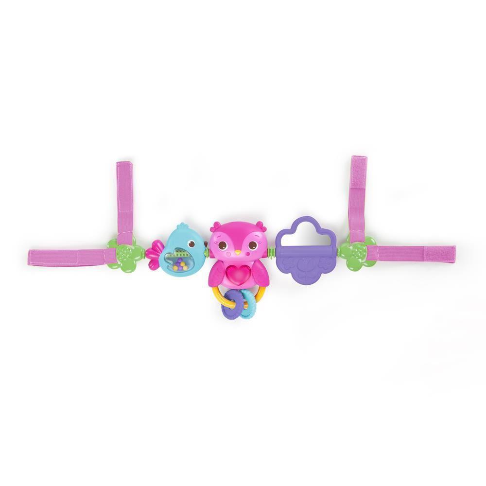 Pip Busy Birdies Carrier Toy Bar Bright Starts