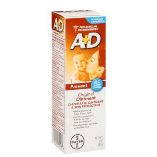 Pomada A+D - Bisnaga 113g - Prevenção