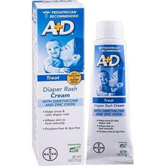 Pomada A+D - Bisnaga - Tratamento