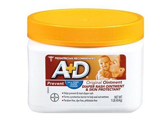 Pomada A+D - Pote 454g - Prevenção