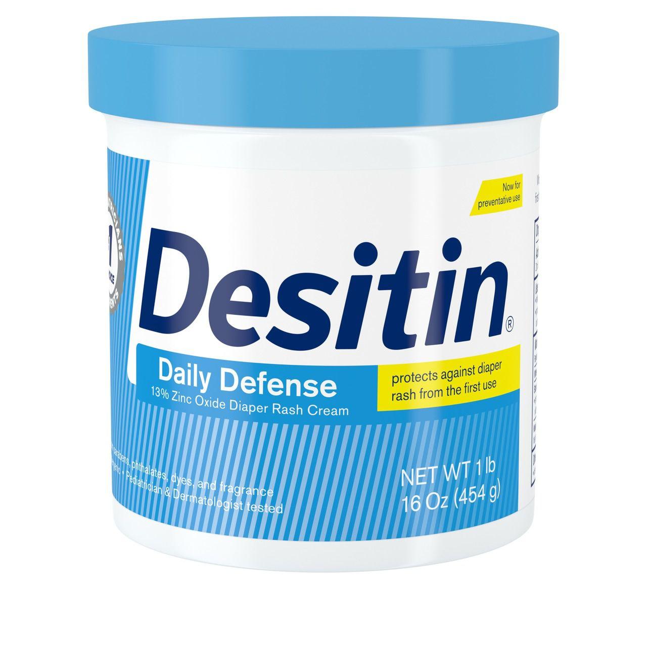 Pomada Desitin - Pote 454g - Proteção