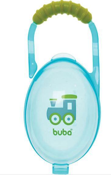 Porta Chupetas - Buba Azul