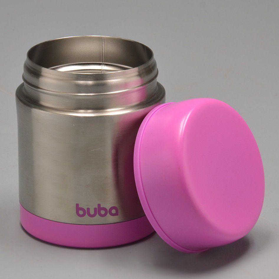 Pote Térmico Buba - Rosa